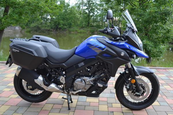Suzuki DL 650 V-Strom XT ABS Travel