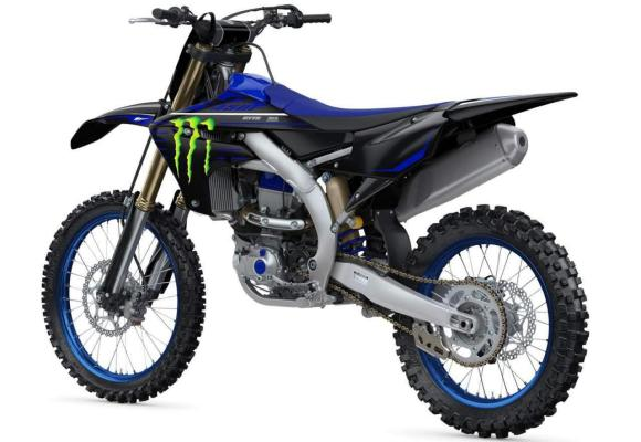 Yamaha YZ 450 F Monster 2021